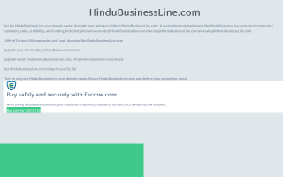 Hindu Business Line (The)