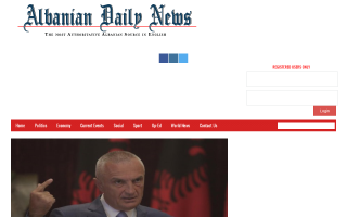 Albanian Economic Tribune
