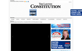 Lawton Constitution