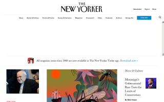 New Yorker Magazine (The)