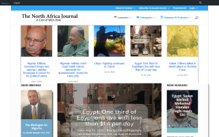North Africa Journal (The)