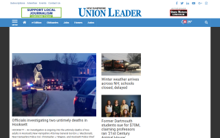 Union Leader & Sunday News
