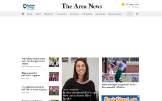 Area News (The)