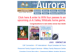 Aurora Newspaper (The)