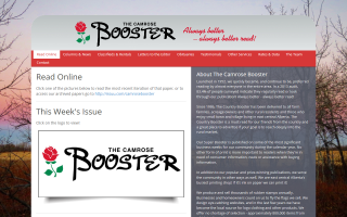 Camrose Booster (The)