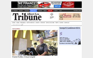 Albert Lea Tribune (The)