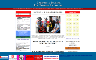 California Journal For Filipino Americans