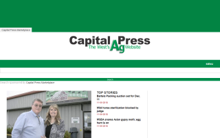 Capital Press Agriculture