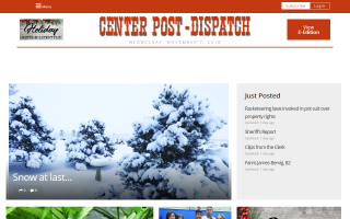 Center Post-Dispatch