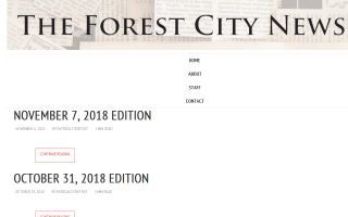 Forest City News